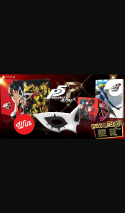 Stack Magazine – Win One of Two Persona 5 Royal Collectors Editions