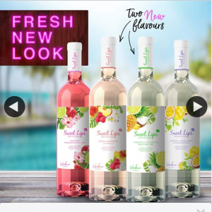 Sweetlips Infusions – Win a $500 Gift Card From David Jones and 1x Case of Each Flavour (24 Bottles In Total) of The New Range When It Becomes Available