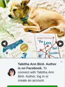 Tabitha Ann Bird Author – Win a Signed Copy of a Lifetime of Impossible Days & a Signed Copy of The Love That Remains