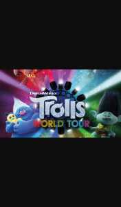 The Weekend West – Win 1 of 50 Double Passes to Trolls World Tour