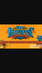Triple M – Win a VIP Trip to Bluesfest Inc Flights closes 1pm (prize valued at $8,412)
