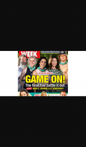 TV Week Puzzles 13 – Win $1000 With Every Order Competition Terms & Conditions (prize valued at $1,000)