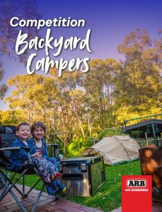 ARB 4×4 Accessories – Backyard Camping – Win a prize pack