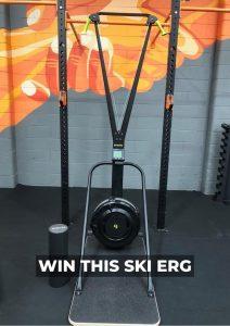 Body Coaching High Performance – Win a Ski Erg