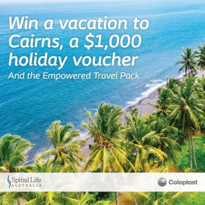 Coloplast – Win a 4-day vacation PLUS a $1,000 voucher