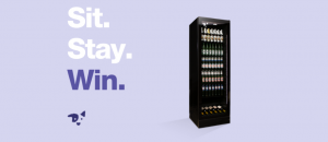 Hairydog Liquor – Win either a 250 Beer-Bottle Beverage Centre V190BVCBK OR a 170 Bottle Wine Storage Cabinet V190SG2EBK
