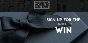 Hunter and Bligh – Win a major prize of a $1,000 voucher OR 1 of 2 minor prizes