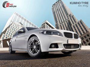 Kumho Tyre Australia – Win a set of 4 Kumho Tyres