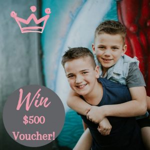 Princess for a Knight – Win a $500 Princess for a Knight gift voucher