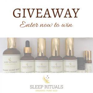 Sleep Rituals Organic.Pure.Eco – Win organic sleep products