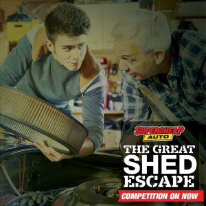 Supercheap Auto – Win a major prize of a $1,500 gift card OR 1 of 15 runner-up prizes
