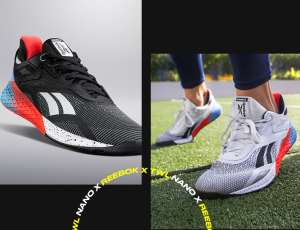 The WOD Life – Win a pair of Reebok Nano X for 4 people