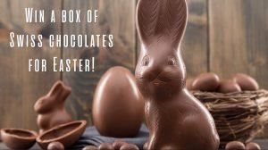 WorldTempus – Win a box of Swiss chocolates