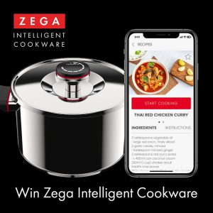 Zega – Win a Zega intelligent Cookware