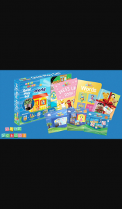 ABC Kids – Win The Prize (prize valued at $86)