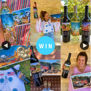 Adelady – Win a Dozen Wines From Mars Needs Wine (prize valued at $250)