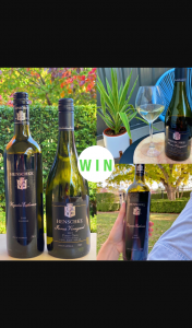 Adelady – Win a Henschke at Home Mixed White and Red Wine Pack to Share With Your Bestie (prize valued at $550)