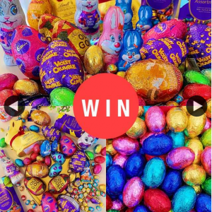 Adelady – Win a Truckload of Easter Chocolate