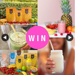 Adelady – Win $250 of Delicious Happy Way Products to Share With a Friend (prize valued at $250)
