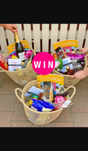 Adelady – Win The Ultimate Adelady Hamper Filled With All Our Favourite Things