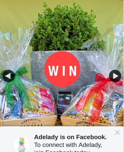 Adelady – Win Two Whopping Hampers Filled With Goodies From Continental Taralli Biscuits to Get You Through Self Isolation