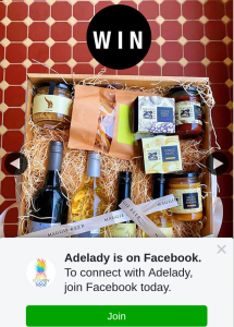 Adelady – Win 2 X Chocolate & Wine Hampers From The Amaaazing Maggie Beer to Share With Your Bestie (prize valued at $300)