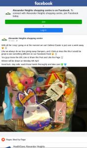 Alexander Heights Shopping Centre – Win Easter Hamper