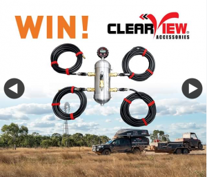 All 4 Adventure – Win Clearview Tyre Spider