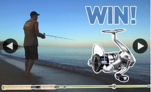 All 4 Adventure – Win Shimano Stradic Fl Reel & Saltie Rod