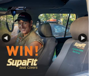 All 4 Adventure – Win Supafit Front & Rear Seat Covers