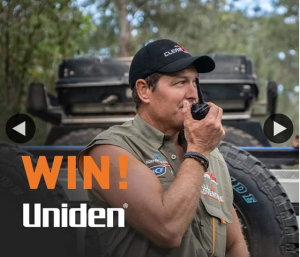 All 4 Adventure – Win Uniden Uhf Radio Heavy Duty Antenna