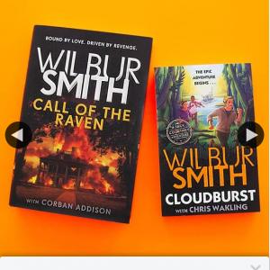 Allen & Unwin Books – Win 1/5 Copies of Wilbur Smith's Latest Novel