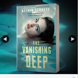 Allen & Unwin – Win The Vanishing Deep By Astrid Scholte