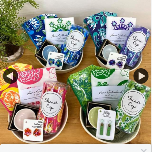 Anna Sutherland – Win One of These Hampers