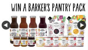 Barker's New Zealand – Win this Pack