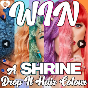 Beserk – Win Shrine Drop It Hair Colour
