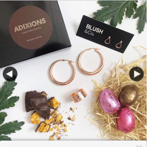 Blush & Co – 2 X Delicious Adixions Products (prize valued at $165)