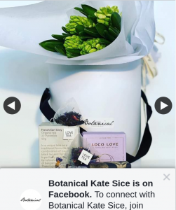 Botanical Kate Sice – Win 2 X Little Love Hampers