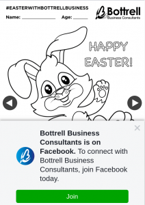 Bottrell Business Consultants – Win 1/2 Easter Hampers