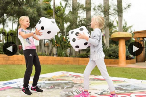 Brisbane Holiday Village – Win a Limited Edition Caravan and Camping Monopoly Board