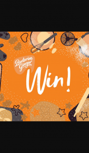 Buderim Ginger – Win $250 Worth of Buderim Ginger Products (prize valued at $250)