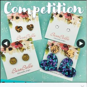Burnbella – Win a Pack of Earrings