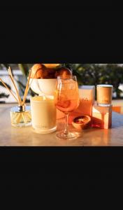 Campari Aperol Spritz – Win 1 of 30 Blood Orange Ecoya Candle 18 (prize valued at $42.95)