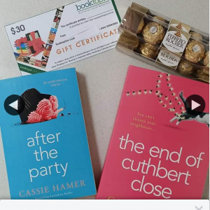 Cassi Hamer Writer – Win this Self Isolation Book Pack Worth Nearly $90 Which Includes