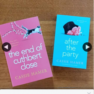 Cassie Hamer – Win this Book Pack