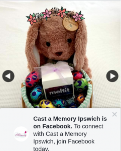 Cast a Memory Ipswich – Win a Beautiful Hamper Must Collect