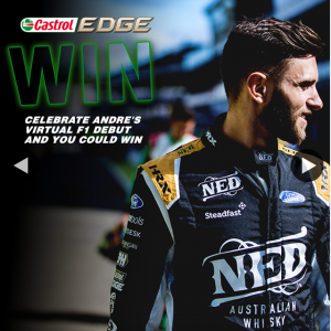 Castrol – Win a Castrol Merch Pack
