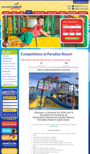 [CLOSED] Paradise Resort – Delivery to Anywhere In Australia (prize valued at $1,464)