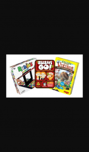 Community News – Win 3 Fun and Exciting Board Games From Rabble Books and Games