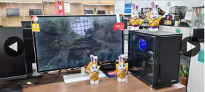 Compute Your World – Win One of 4 Chocolate Easter Bunnies and a $100 Pre Paid Visa Gift Card